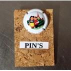 PIN'S ''Crémant d'alsace''